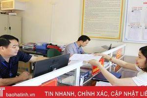 Thành phố Hà Tĩnh đưa bộ phận 'một cửa' về tận tổ dân phố, khu dân cư