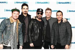 Nhóm nhạc nổi tiếng Backstreet Boys sẽ đến Việt Nam?