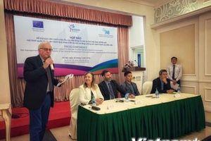 EU giúp du lịch Việt cải thiện hoạt động marketing, hình ảnh điểm đến