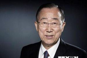 Cựu Tổng thư ký LHQ sẽ gặp Chủ tịch Trung Quốc Tập Cận Bình