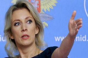 CLIP: Đáp trả cứng rắn Mỹ, Nga tuyên bố duy trì binh sĩ ở Venezuela