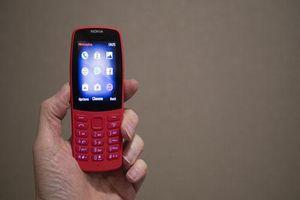 'Cục gạch' Nokia 210 lên kệ tại Việt Nam với giá gần 800.000 đồng