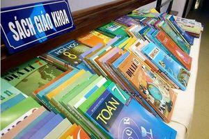 Chính thức tăng giá bán sách giáo khoa từ lớp 1 đến lớp 12