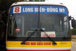 Lộ trình tuyến xe buýt 08 Hà Nội mới nhất năm 2019
