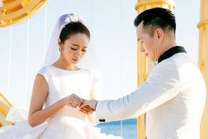 An Dĩ Hiên hết lời khen ngợi chồng, tiết lộ 'Huỳnh Hiểu Minh từng bảo tôi nhảy lầu đi, đừng sống nữa'