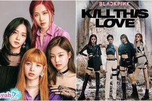 Black Pink tung poster đầy đủ 4 thành viên: 'Kill This Love' hứa hẹn sẽ khuấy đảo cả Kpop với phong cách cực chất