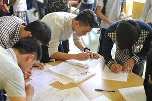 Thí sinh bắt đầu đăng ký dự thi THPT quốc gia từ 1-4