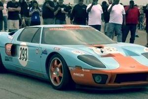 Vượt qua cả Koenigsegg và Hennessey, Ford GT phá kỷ lục tốc độ
