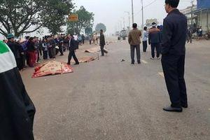 Khởi tố vụ án xe khách đâm vào đoàn đưa tang làm 7 người chết