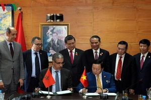 Việt Nam và Maroc ký kết nhiều biên bản hợp tác quan trọng