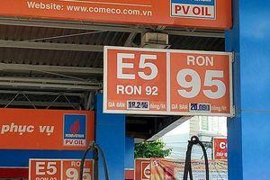 Bộ Công Thương nói thông tin quan trọng về sản xuất xăng A95 và A92