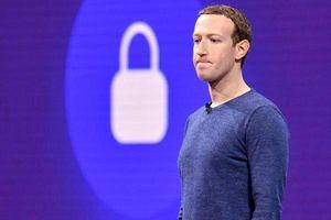 Facebook lại 'xóa nhầm' các bài viết của của Mark Zuckerberg