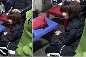 Bắt 1 đối tượng trong vụ cướp tiền tại chợ Long Biên