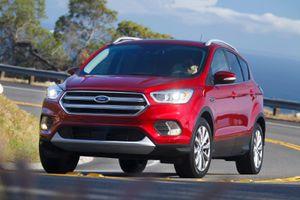 Ford Escape lộ ảnh phiên bản 2020, sắp trình làng đầu tháng 4
