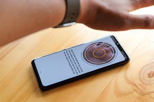 LG G8 ThinQ về VN - mở khóa bằng lòng bàn tay, giá 17 triệu