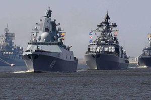 180 tàu chiến mới của Nga gồm những 'anh tài' nào?