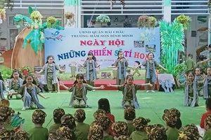 Đà Nẵng: Sôi động Ngày hội Chiến sĩ tí hon