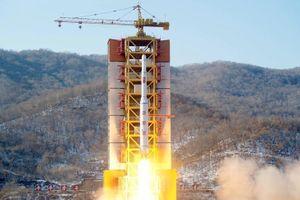 Tình báo Hàn Quốc: Triều Tiên sắp khôi phục xong bãi phóng tên lửa