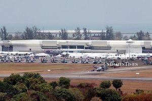 Tiêm kích Su-30 của Malaysia liên tiếp gặp sự cố