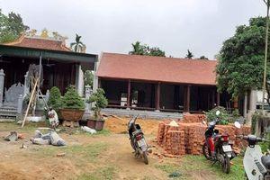 Cần xử lý nghiêm hành vi hủy hoại tài sản tại Nghệ An