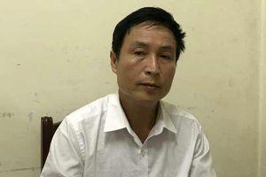 Giám đốc bị đâm chết khi chở nữ hiệu phó: Khởi tố người chồng
