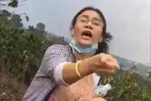 Tiến sĩ, Trưởng phòng xưng 'mày - tao' với dân: Xuất hiện video dài hơn 40 phút