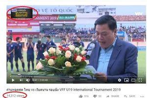 Nỗi buồn vô hạn của CĐV Thái Lan khi đội U19 thua Việt Nam