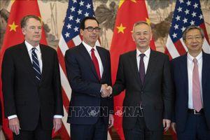 Tổng thống Mỹ: Vòng đàm phán thương mại mới với Trung Quốc 'rất suôn sẻ'