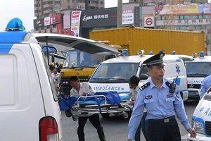 Nổ nhà máy ở Trung Quốc, ít nhất 5 người thiệt mạng