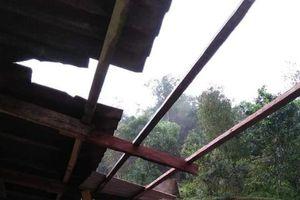 Bình Gia (Lạng Sơn): Hàng trăm ngôi nhà bị tốc mái do gió lốc