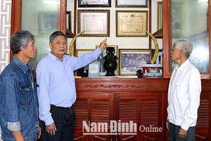 Nam Định: Nét đẹp văn hóa dòng họ Đặng, làng Bách Tính