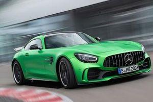 Mercedes-AMG GT 2020 chính thức lên dây chuyền sản xuất ở Sindelfingen, Đức