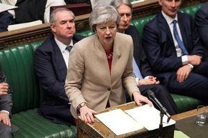 Brexit lần thứ 3 bị Hạ viện Anh bác bỏ