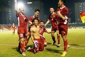 Đánh bại Thái Lan, Việt Nam vô địch giải U19 Quốc tế