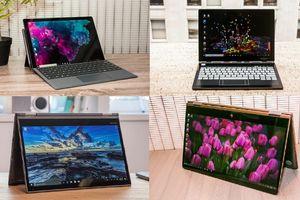 Những máy tính xách tay màn hình cảm ứng hiện đại nhất hiện nay