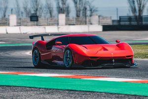 Ferrari ra mắt siêu phẩm đường đua duy nhất trên thế giới - P80/C