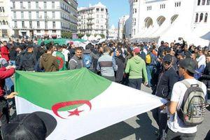 Bất ổn Algeria gia tăng, người dân biểu tình đòi Tổng thống từ chức