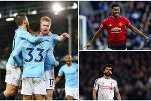 BXH trước vòng 32 Ngoại hạng Anh: Liverpool qua mặt Man City, MU thứ 5