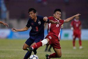U19 Việt Nam vượt qua Thái Lan, vô địch U19 quốc tế