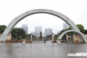 Đề xuất xây bãi gửi xe ngầm ở công viên Cầu Giấy: Chủ đầu tư 'tố' nhóm người kích động cư dân