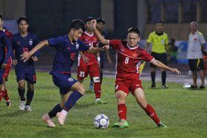 Trực tiếp chung kết U19 Việt Nam vs U19 Thái Lan: U19 Việt Nam dẫn 1-0
