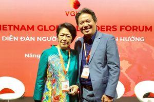 Võ thuật VN ở Diễn đàn người Việt có tầm ảnh hưởng thế giới