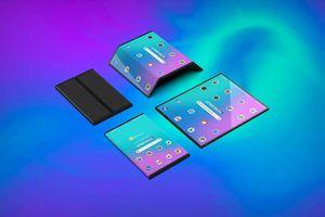 Xiaomi tung thêm teaser mẫu điện thoại gập đối đầu Galaxy Fold
