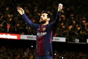 Lionel Messi xứng đáng được vinh danh sau khi lập kỷ lục ghi bàn