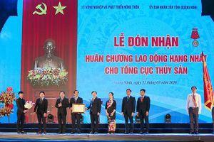 Kỷ niệm 60 năm Ngày truyền thống ngành Thủy sản Việt Nam