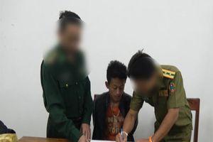 Điện Biên: Bắt đối tượng người Lào, thu 90.000 viên ma túy tổng hợp