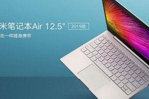 Mi Notebook Air 12.5 (2019) chính thức ra mắt tại Trung Quốc