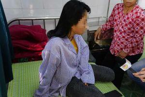 Nữ sinh ở Hưng Yên: Em bị đánh nhiều lần nhưng cô giáo không can