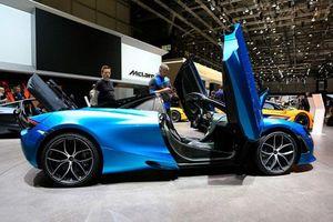 Chiêm ngưỡng vẻ đẹp siêu xe mui trần McLaren giá 21,5 tỷ đồng ở Thái Lan