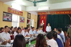 Cách chức toàn bộ Ban giám hiệu vụ nữ sinh Hưng Yên bị đánh hội đồng
